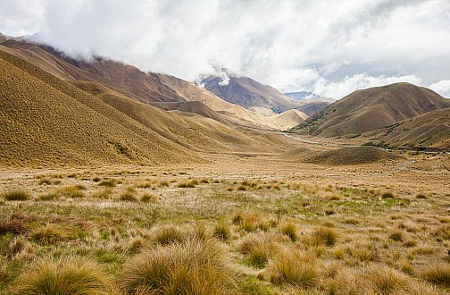 Could be straight out of Lord of The Rings: Lindis Pass/Otago High COuntry